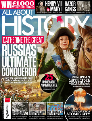 All About History Issue 60