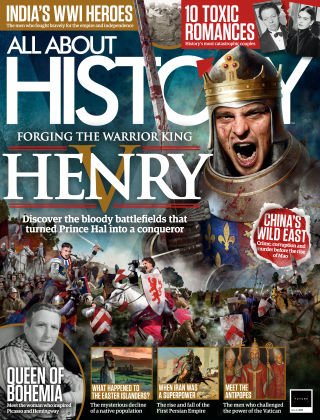 All About History Issue 87