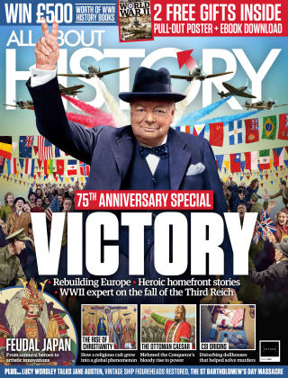 All About History Issue 89