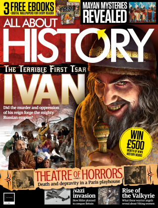 All About History Issue 90