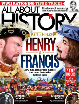 All About History Issue 91