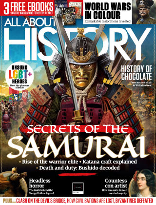 All About History Issue 92