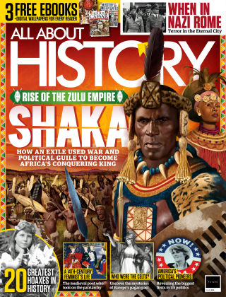All About History Issue 94