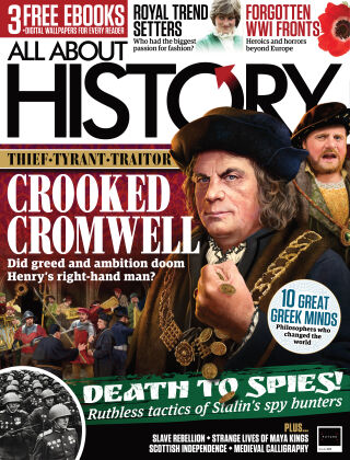 All About History Issue 97