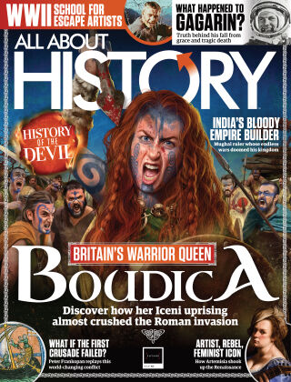 All About History Issue 103