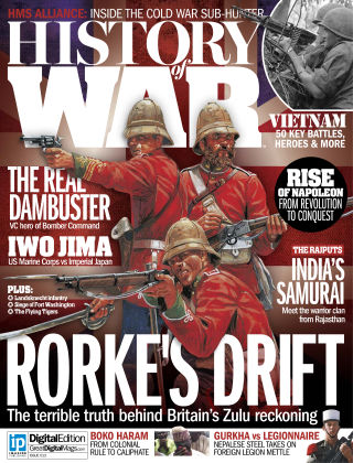 History of War Issue 013