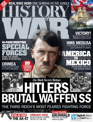 History of War Issue 009