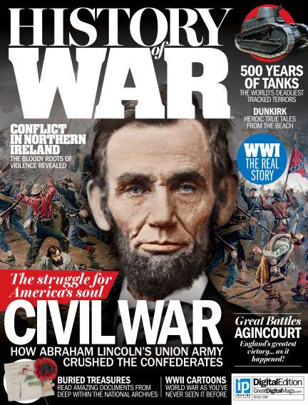 History of War October 09, 2014 00:00
