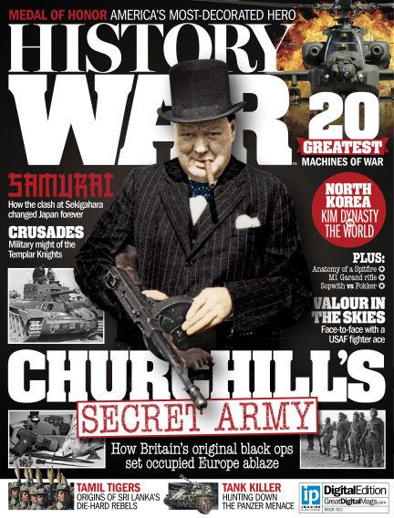 History of War February 05, 2015 00:00