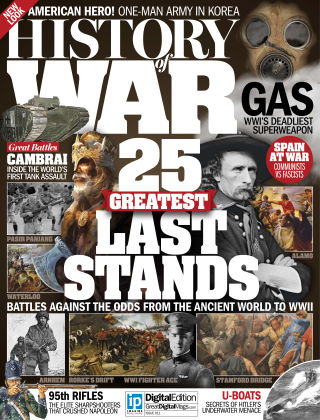 History of War Issue 011