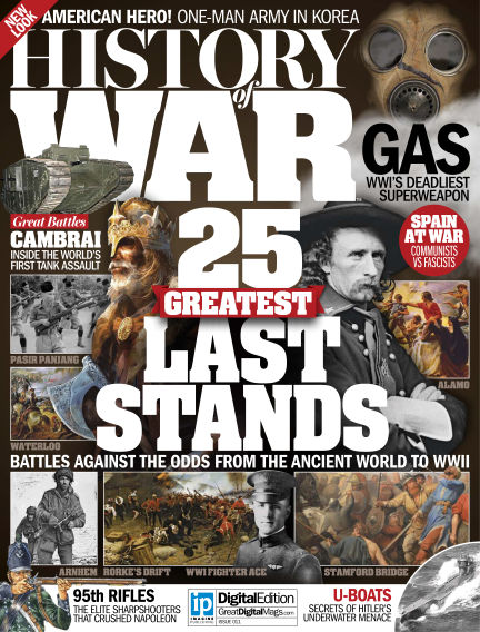 History of War January 02, 2015 00:00
