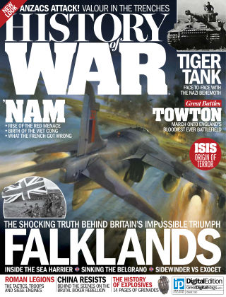 History of War Issue 010