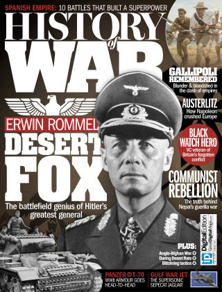 History of War Issue 014
