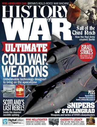 History of War Issue 015