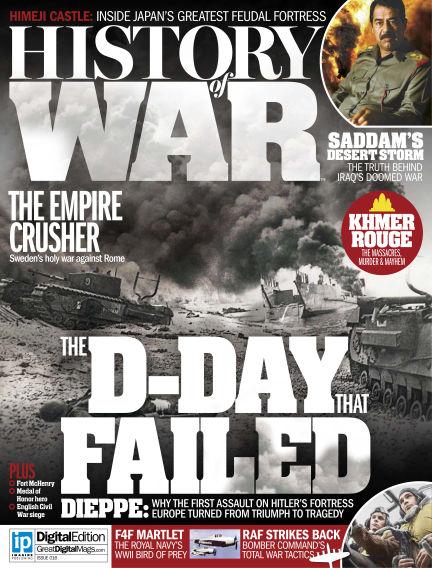 History of War May 21, 2015 00:00