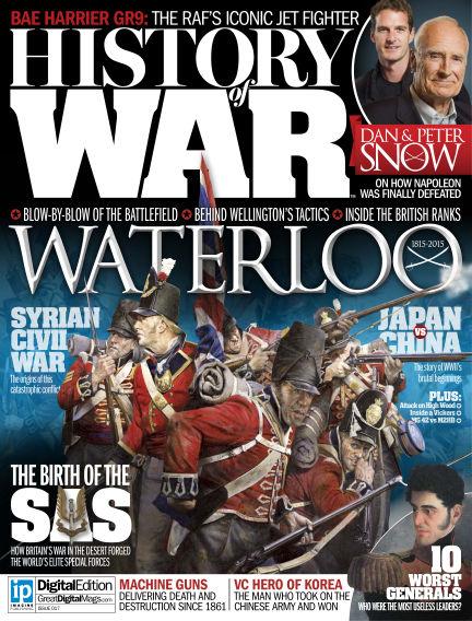 History of War June 18, 2015 00:00
