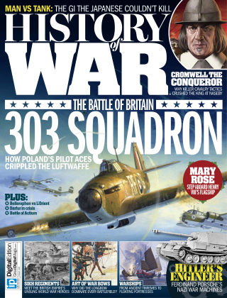 History of War Issue 018