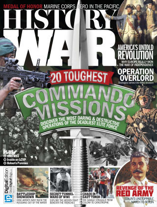 History of War Issue 019