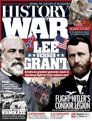 History of War Issue 021
