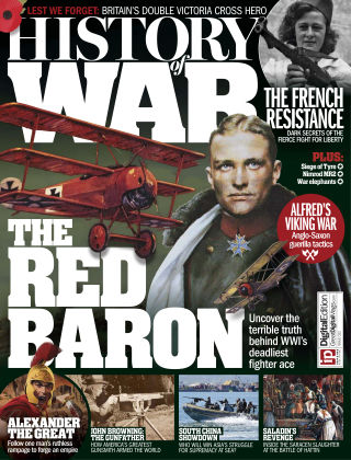 History of War Issue 022
