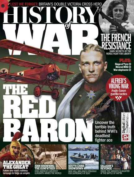 History of War November 03, 2015 00:00