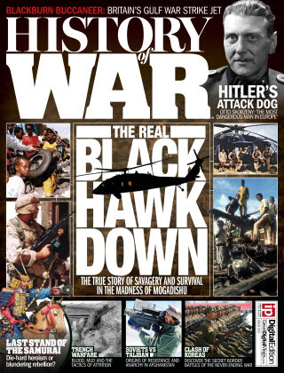 History of War Issue 023