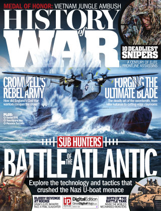 History of War Issue 025
