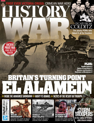 History of War Issue 026