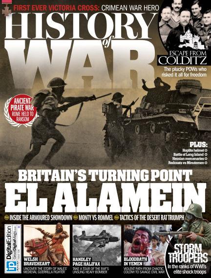 History of War February 25, 2016 00:00