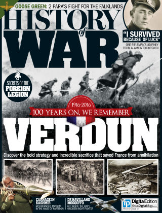 History of War Issue 027
