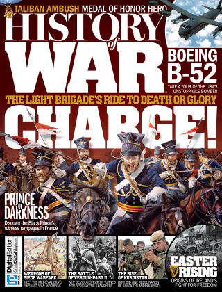 History of War Issue 028