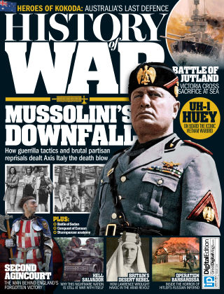 History of War Issue 029