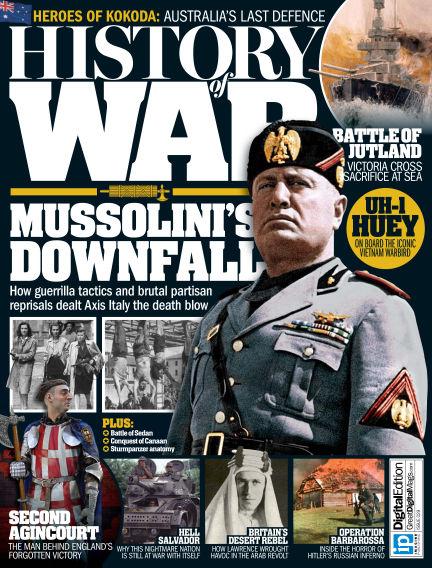 History of War May 19, 2016 00:00