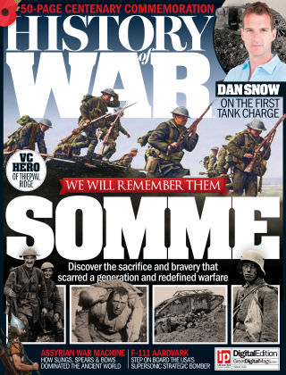 History of War Issue 030