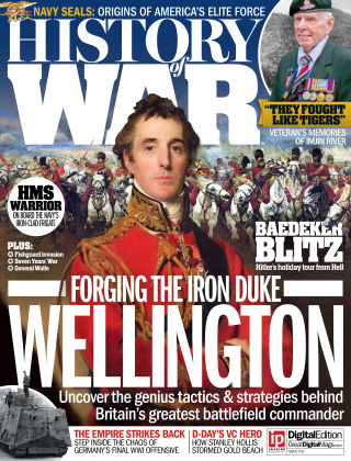 History of War Issue 031