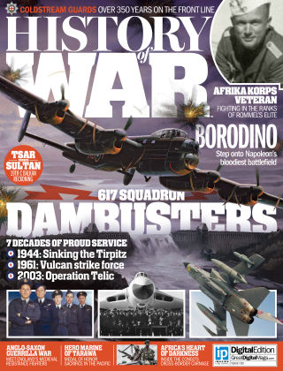History of War Issue 032