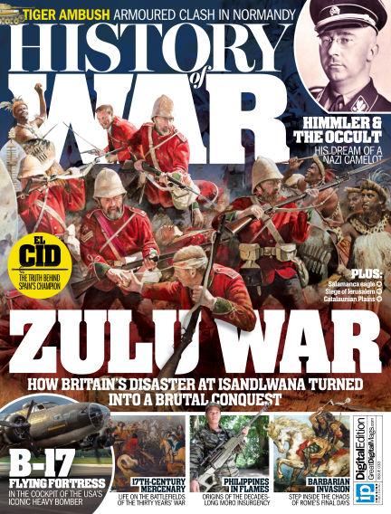 History of War September 08, 2016 00:00