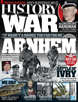 History of War Issue 034