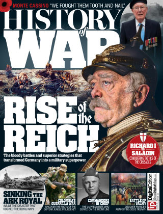 History of War Issue 035