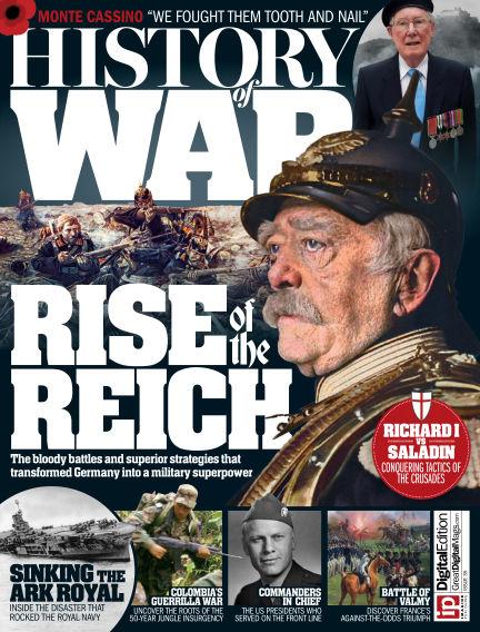 History of War November 03, 2016 00:00