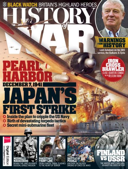 History of War November 30, 2016 00:00