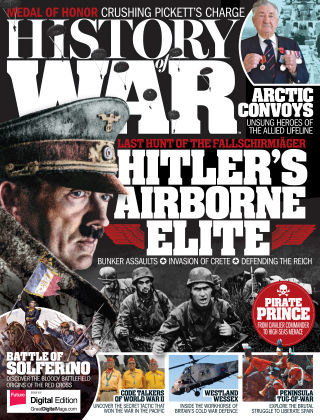 History of War Issue 037