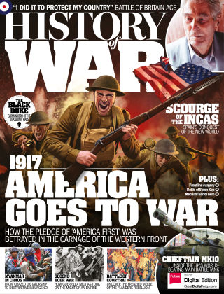 History of War Issue 039