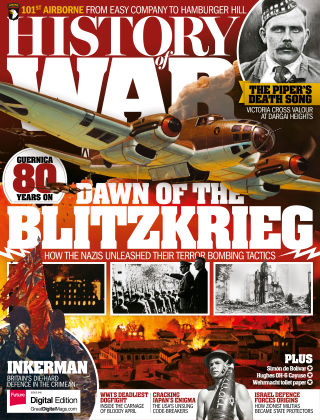 History of War Issue 040