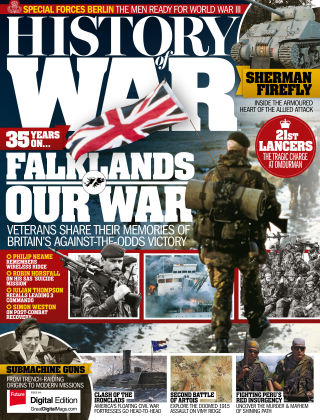History of War Issue 41