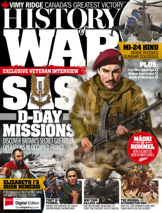 History of War Issue 42
