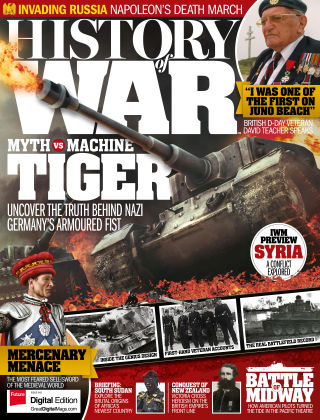 History of War Issue 43