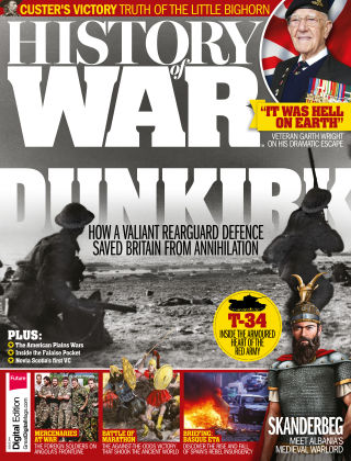 History of War Issue 44