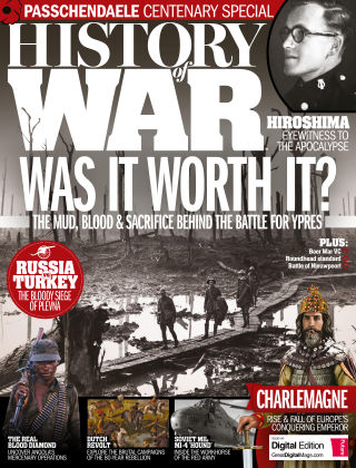 History of War Issue 45