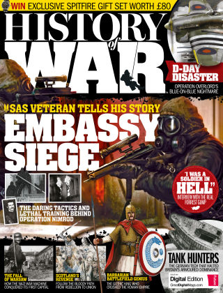History of War Issue 46